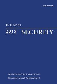 Internal Security (January-June) Vol. 7/1/2015
