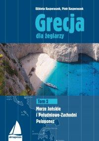Grecja dla żeglarzy. Tom 2