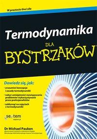 Termodynamika dla bystrzaków - Michael Pauken - ebook
