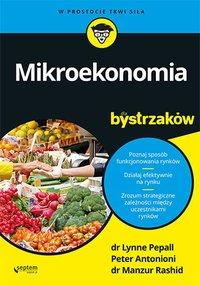 Mikroekonomia dla bystrzaków - Lynne Pepall - ebook