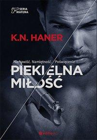 Piekielna miłość - K.N.Haner - ebook