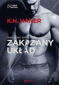 Zakazany układ - K.N.Haner - ebook