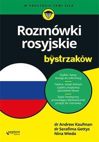 Rozmówki rosyjskie dla bystrzaków - Andrew D. Kaufman - ebook