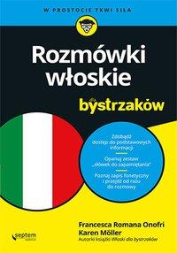 Rozmówki włoskie dla bystrzaków - Francesca Romana Onofri - ebook