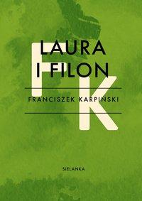 Laura i Filon - Franciszek Karpiński - ebook