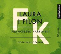 Laura i Filon - Franciszek Karpiński - audiobook
