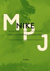 Nike - Maria Pawlikowska-Jasnorzewska - ebook