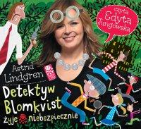 Detektyw Blomkvist żyje niebezpiecznie - Astrid Lindgren - audiobook