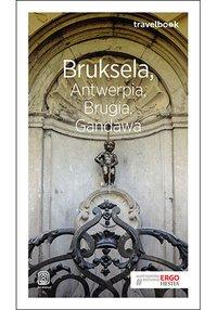 Bruksela, Antwerpia, Brugia, Gandawa. Travelbook. Wydanie 1 - Beata Pomykalska - ebook