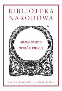 Wybór poezji - Hieronim Morsztyn - ebook