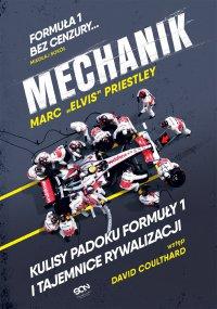 Mechanik. Kulisy padoku F1 i tajemnice McLarena