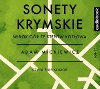 Sonety krymskie - Widok gór ze stepów Kozłowa - Adam Mickiewicz - audiobook