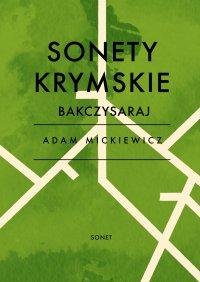Sonety krymskie - Bakczysaraj - Adam Mickiewicz - ebook