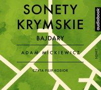Sonety krymskie - Bajdary - Adam Mickiewicz - audiobook