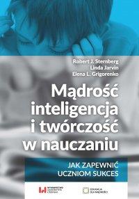 Mądrość, inteligencja i twórczość w nauczaniu. Jak zapewnić uczniom sukces - Robert J. Sternberg - ebook