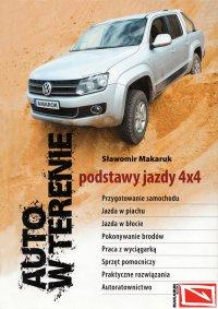 Auto w terenie. Podstawy jazdy 4x4 - Sławomir Makaruk - ebook