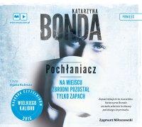 Pochłaniacz - Katarzyna Bonda - audiobook