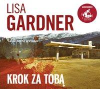 Krok za tobą - Lisa Gardner - audiobook