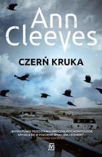 Czerń kruka - Ann Cleeves - ebook