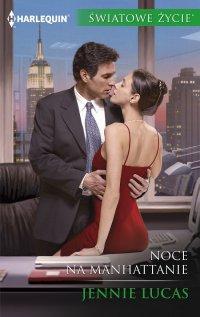 Noce na Manhattanie - Jennie Lucas - ebook
