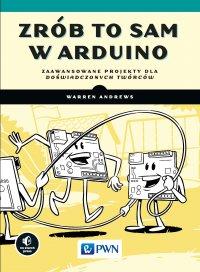 Zrób to sam w Arduino - Warren Andrews - ebook