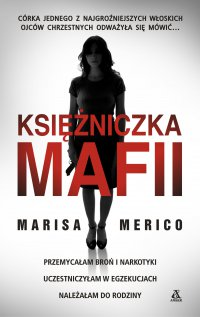 Księżniczka mafii - Marisa Merico - ebook