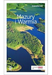 Mazury i Warmia. Travelbook. Wydanie 3 - Krzysztof Szczepanik - ebook
