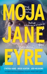 Moja Jane Eyre - Cynthia Hand - ebook