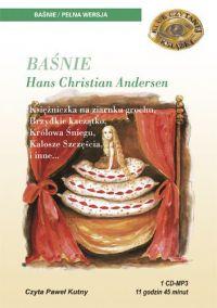 Baśnie - Hans Christian Andersen - audiobook