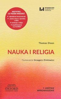 Nauka i religia - Thomas Dixon - ebook
