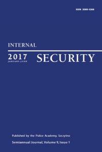Internal Security (January-June 2017) Vol. 9/1/2017