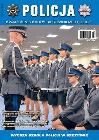 Policja 1/2018 - Opracowanie zbiorowe - eprasa