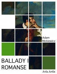 Ballady i romanse - Adam Mickiewicz - ebook