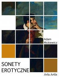 Sonety erotyczne - Adam Mickiewicz - ebook