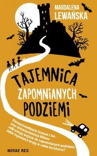 Tajemnica zapomnianych podziemi - Magdalena Lewańska - ebook
