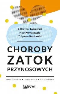 Choroby zatok przynosowych - Jan Bożydar Latkowski - ebook