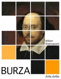 Burza - William Shakespeare - ebook