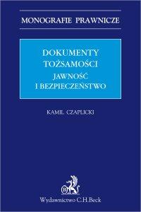 Dokumenty tożsamości. Jawność i bezpieczeństwo