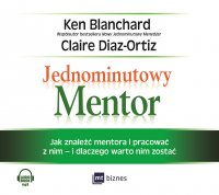 Jednominutowy Mentor - Ken Blanchard - audiobook