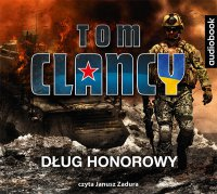 Dług honorowy - Tom Clancy - audiobook