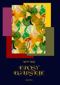 Eposy egipskie - Antoni Lange - ebook
