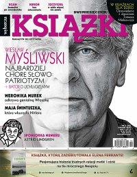 Książki. Magazyn do czytania 5/2018