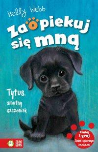 Tytus, smutny szczeniak - Holly Webb - ebook