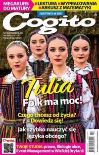 Cogito nr 10- (532) Październik 2018 - Ola Siewko - eprasa