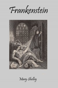 Frankenstein. Ebook anglojęzyczny - Mary Shelley - ebook