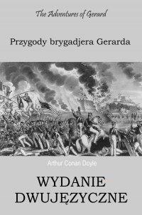 Przygody brygadjera Gerarda. Wydanie dwujęzyczne