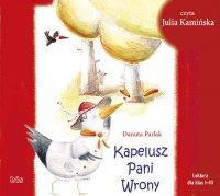 Kapelusz Pani Wrony - Danuta Parlak - audiobook