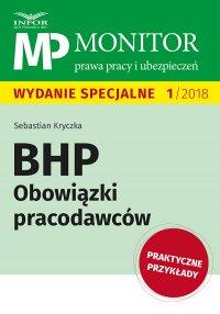 BHP Obowiązki pracodawców