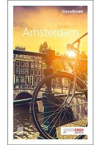 Amsterdam. Travelbook. Wydanie 2 - Katarzyna Byrtek - ebook