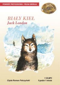 Biały kieł - Jack London - audiobook
